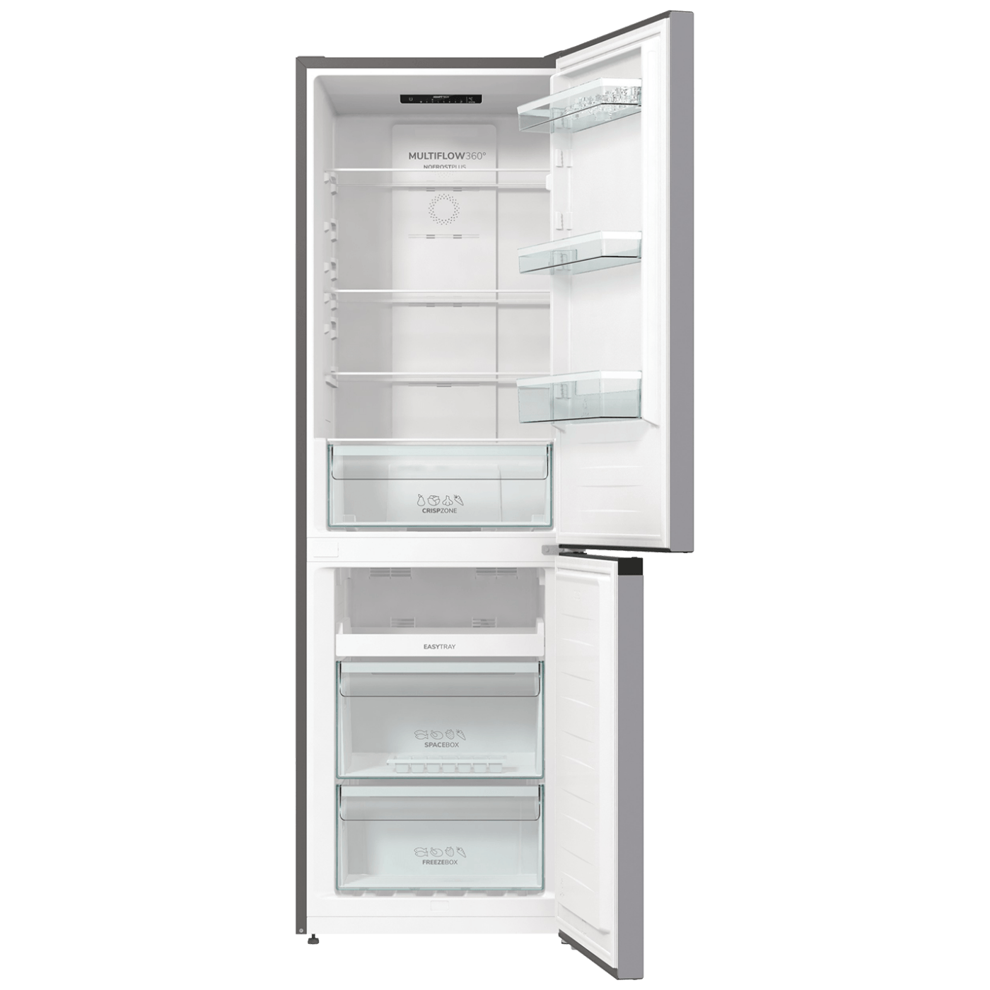Frižider/Zamrzivač brutto zapremina 320 l, NoFrost Plus