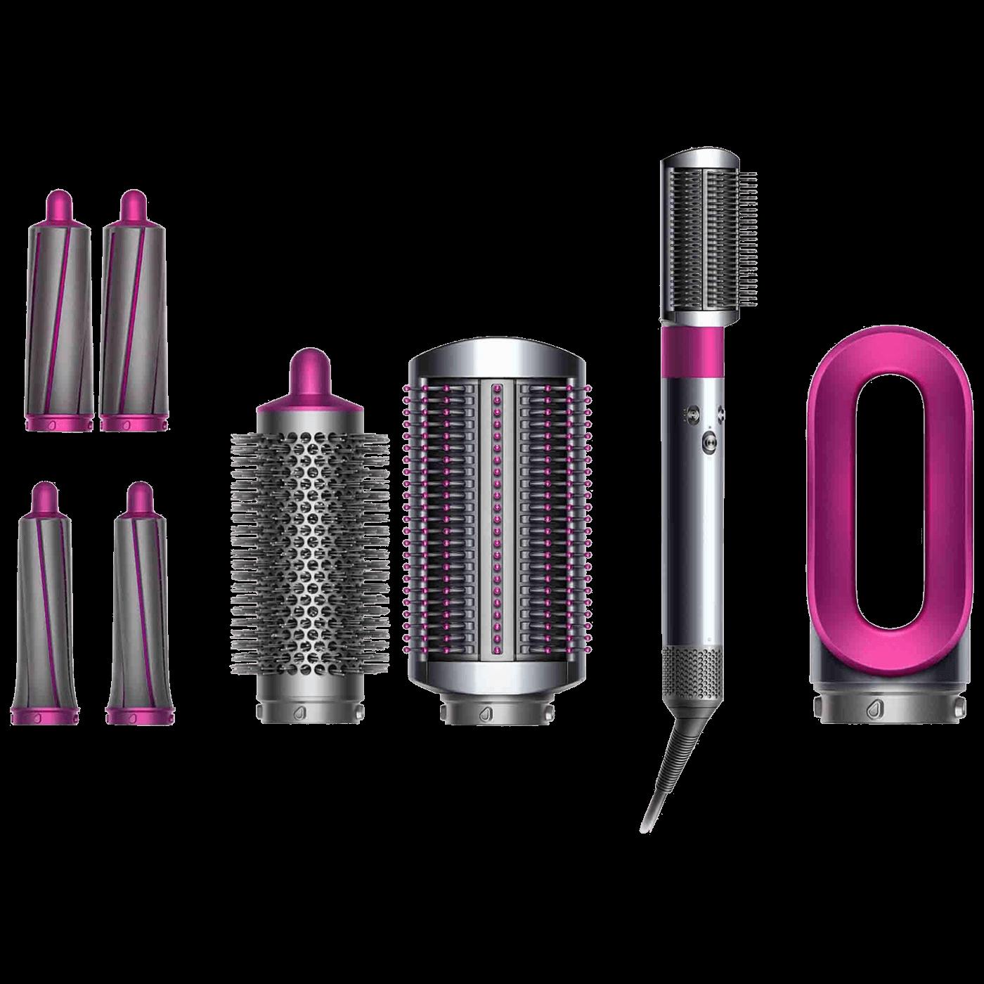 Uvijač za kosu, 1300 W, kovrče, valovi, ravnanje, sušenje
