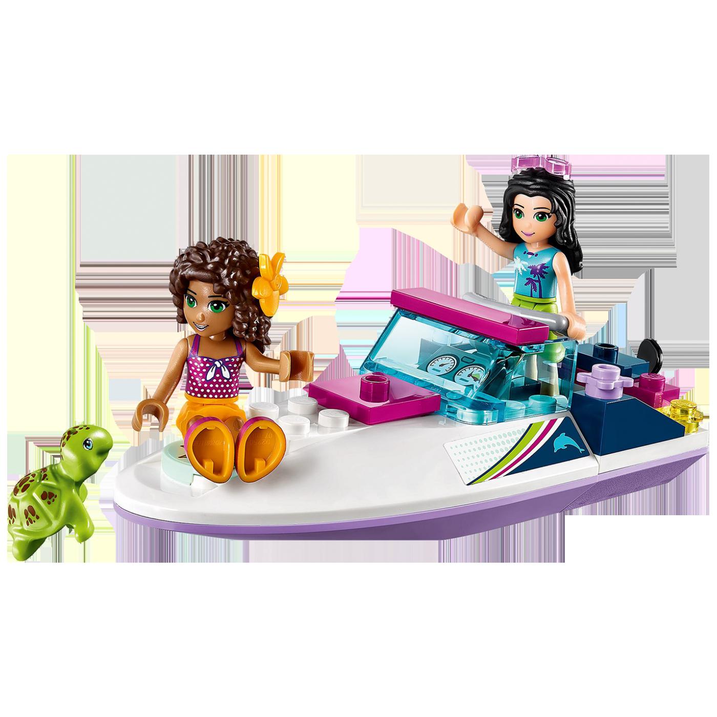 Andrein transporter glisera, LEGO Friends