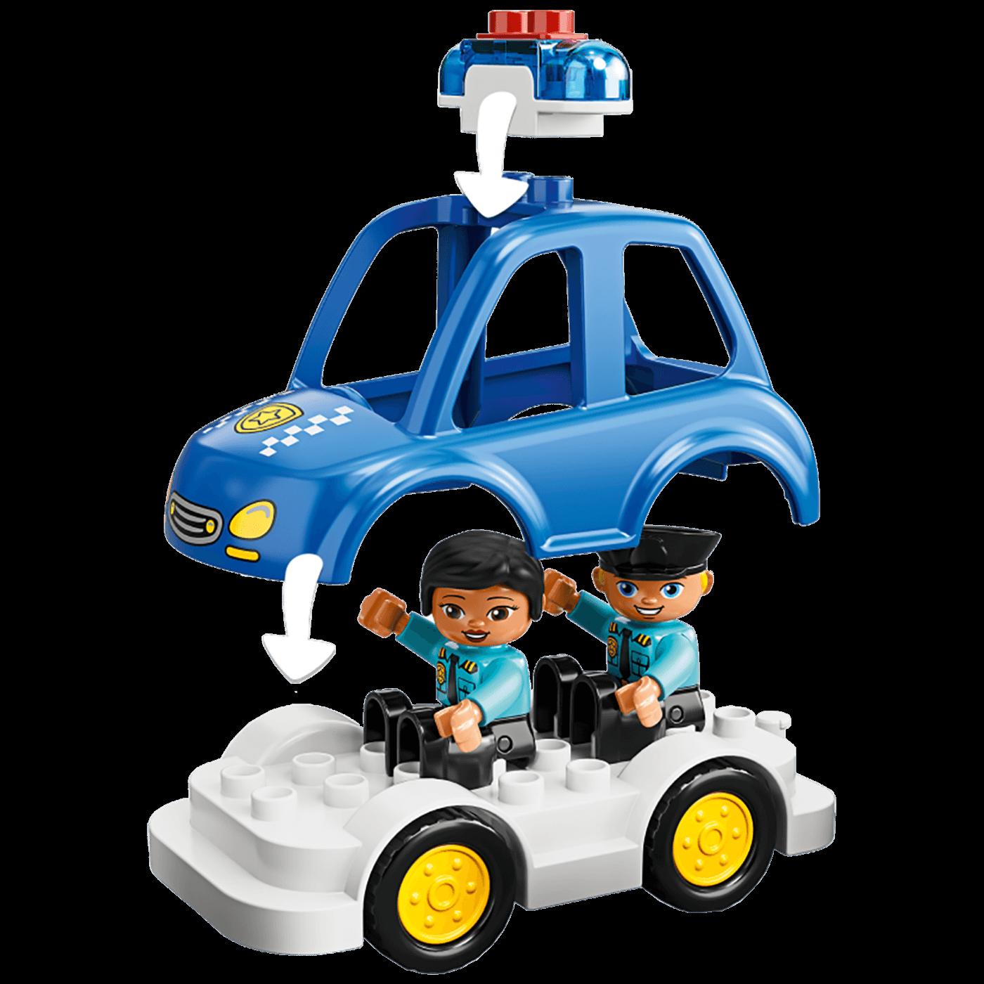Policijska stanica, LEGO Duplo