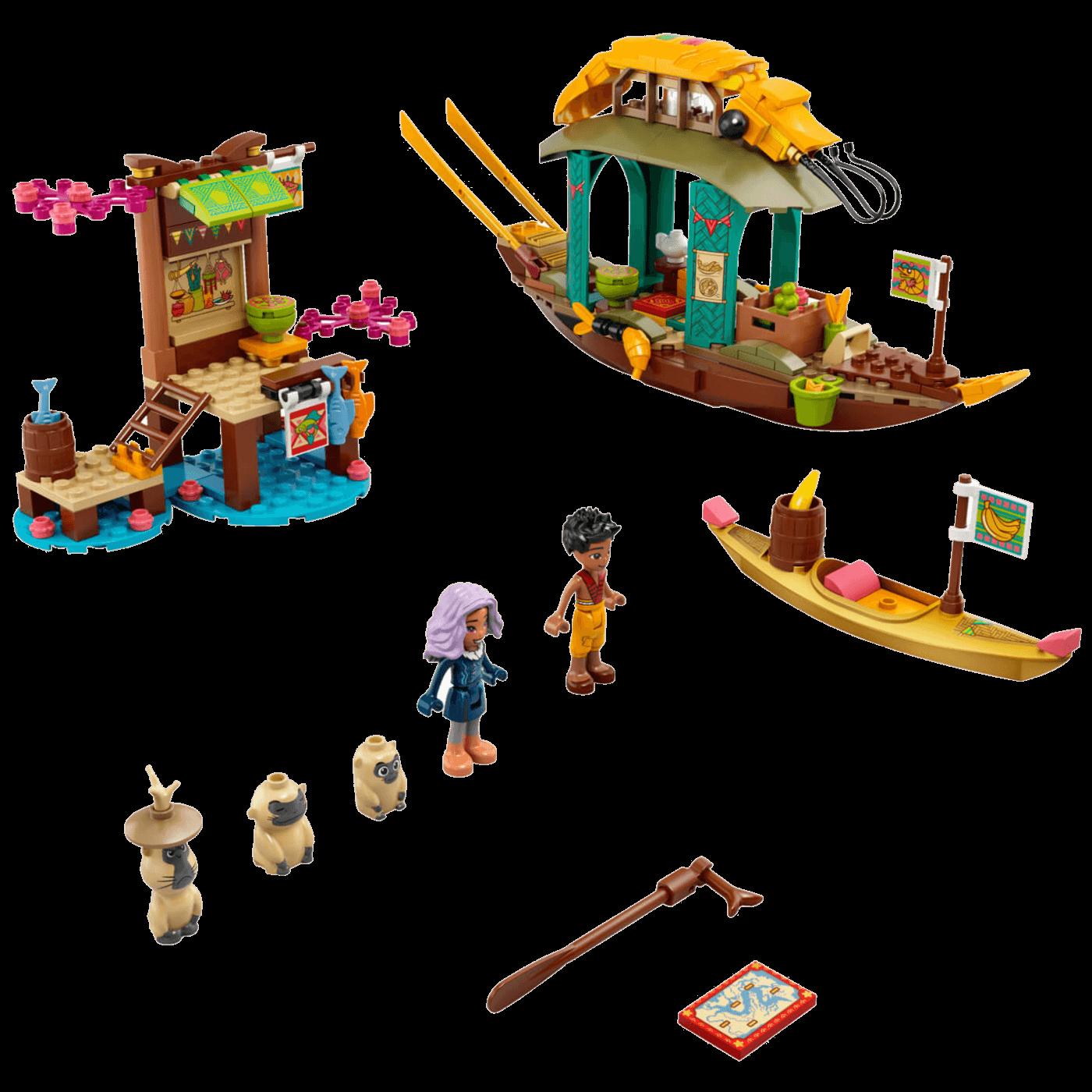Bounov čamac, Lego Disney Princess