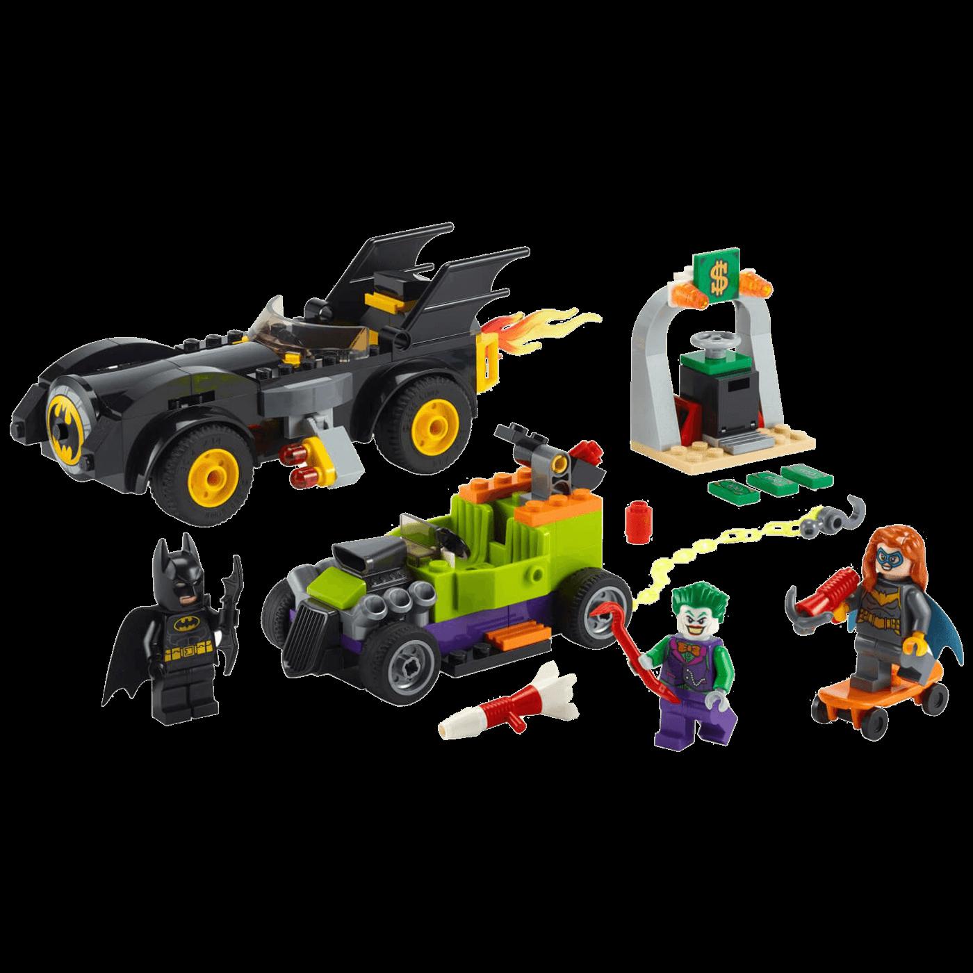 Batman protiv Jokera Batmobil potjera, LEGO Super Heroes