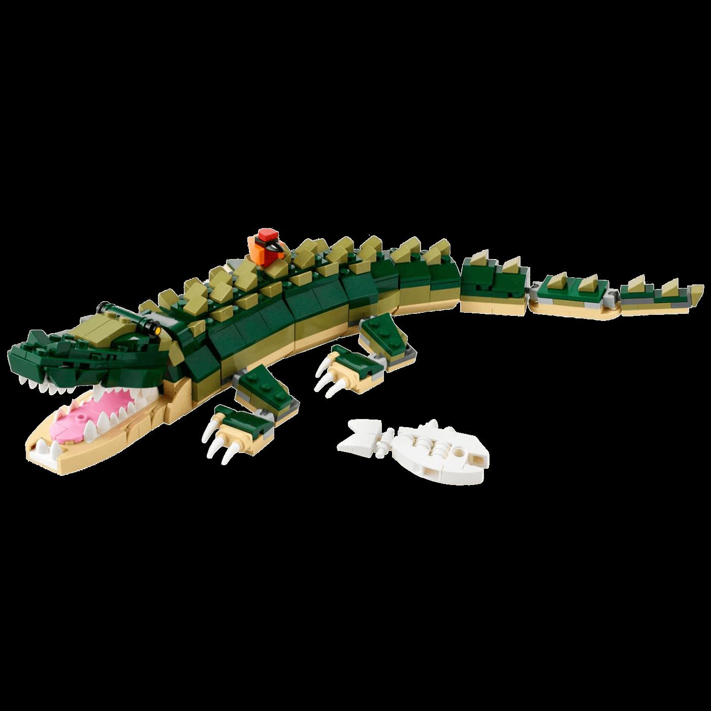 Krokodil, LEGO Creator