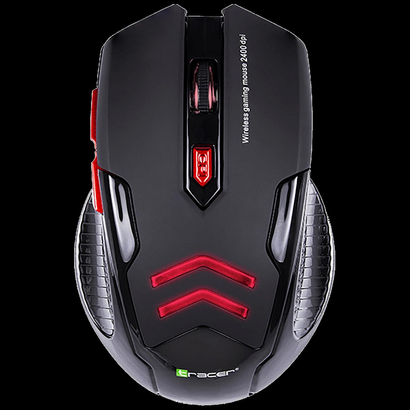 Miš bežični, gaming, 1600 dpi