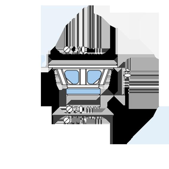 Auto zvučnici, set, 130mm, 2x50W, 4 Ohm