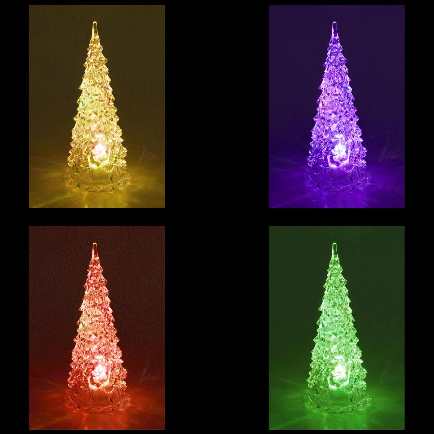Dekorativna LED rasvjeta, borić