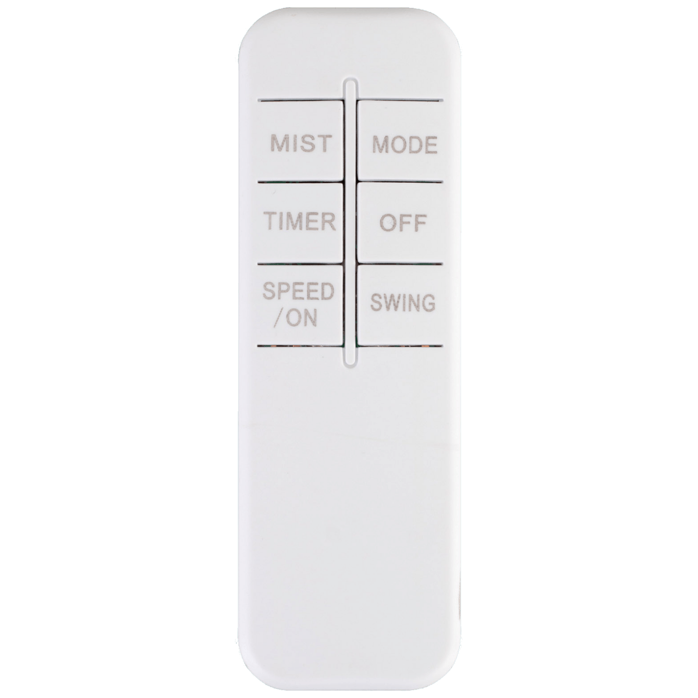 Ventilator sa raspršivačem vode, daljinski upravljač, 75 W
