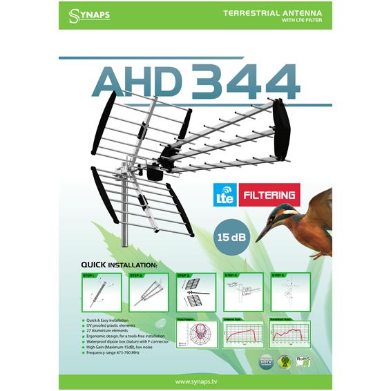AHD-344 LTE