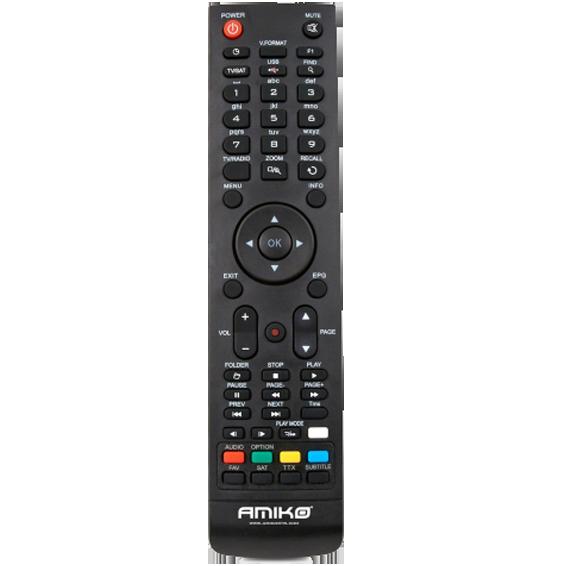 Prijemnik zemaljski,DVB-T2/C,FullHD,USB PVR, AV stream,WiFi