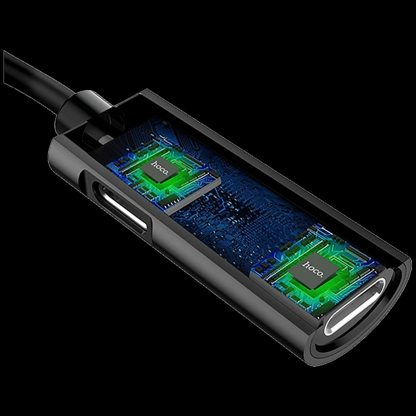 Adapter za slušalice 2in1, iPhone,Lightning na 2 x Lightning