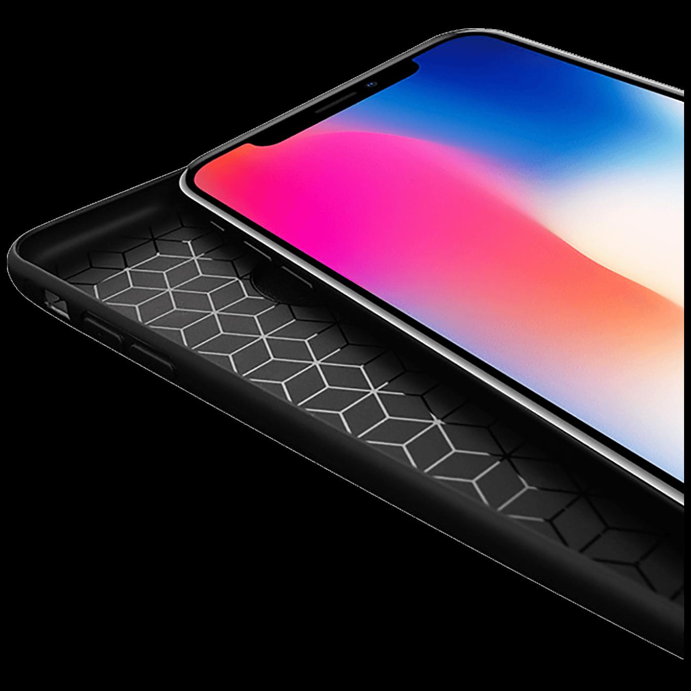 Navlaka za iPhone X/XS, crna