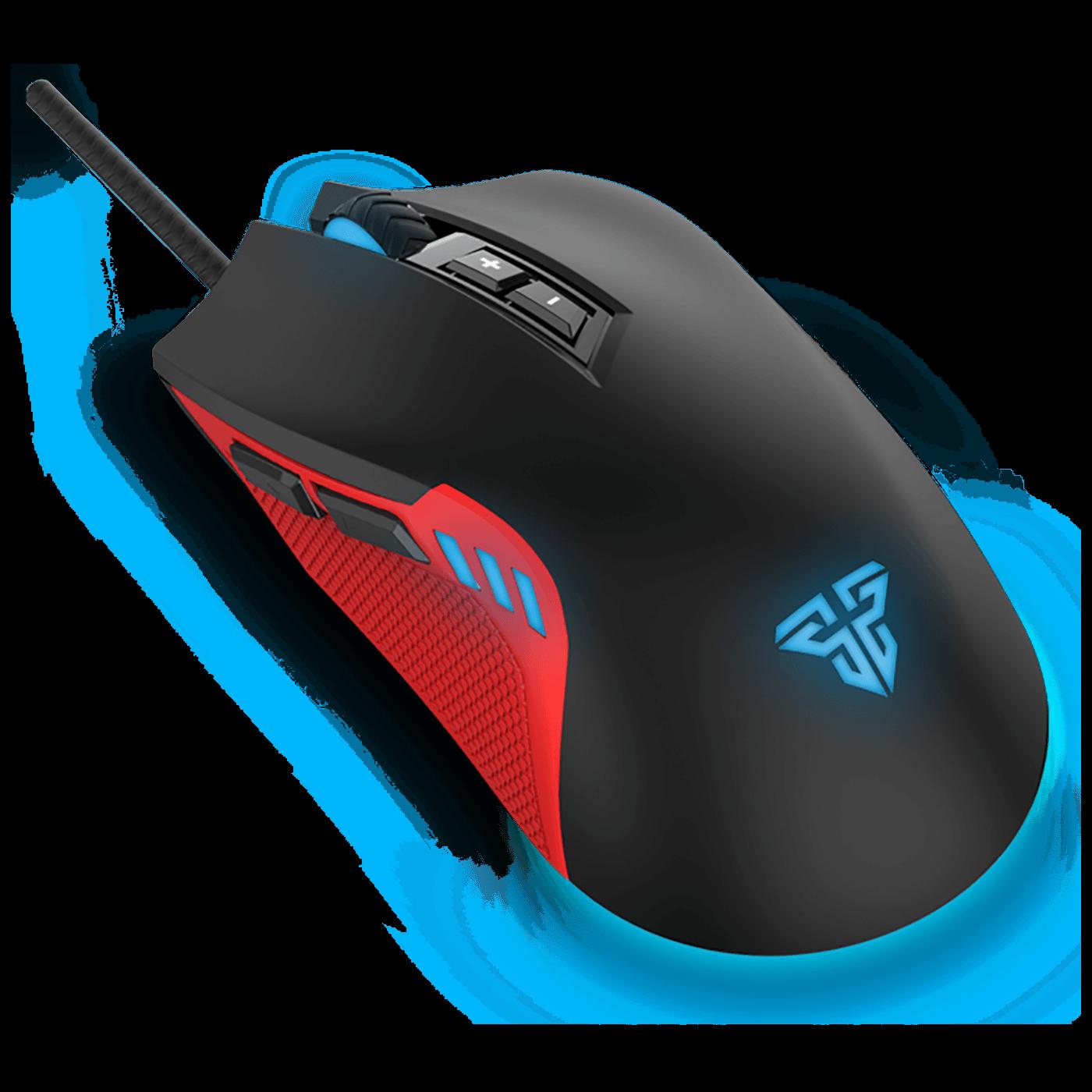 Miš optički, gaming, 4800 dpi, USB