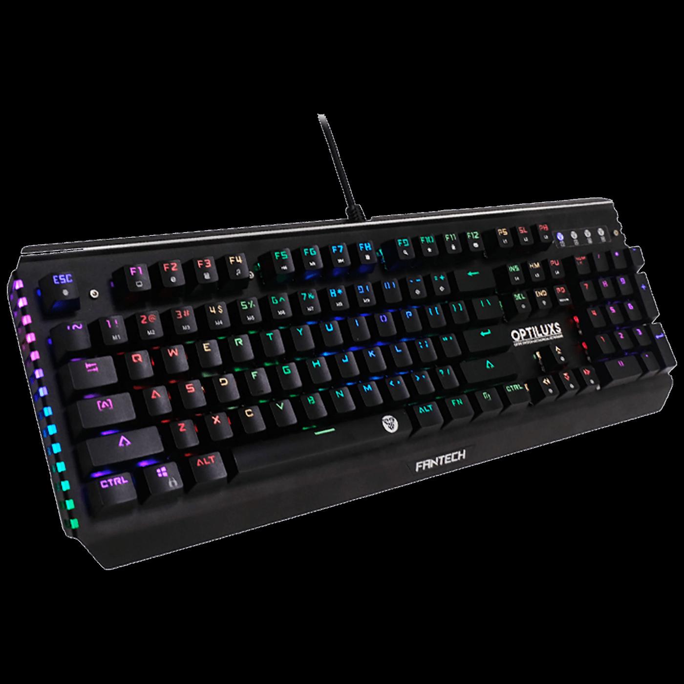 Tastatura sa RGB i bočnim osvjetljenjem, mehanička