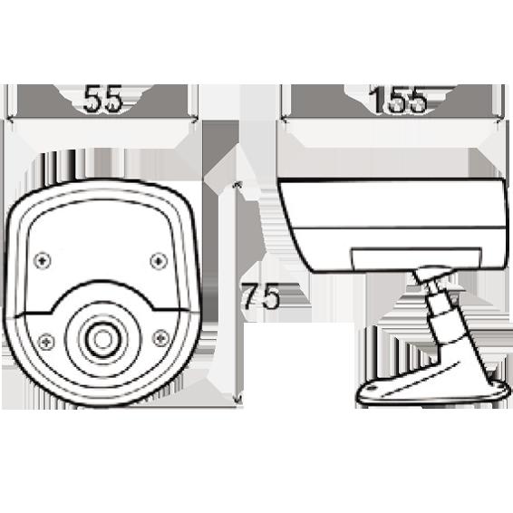 Foto kamera za JA-100 sustav