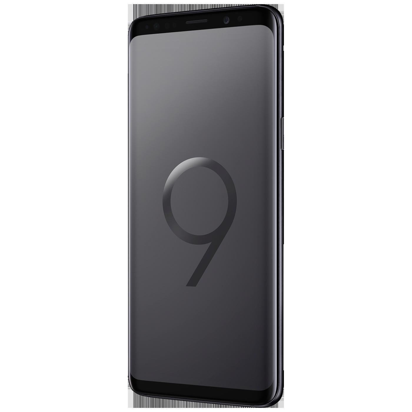 Galaxy S9 Midnight Black