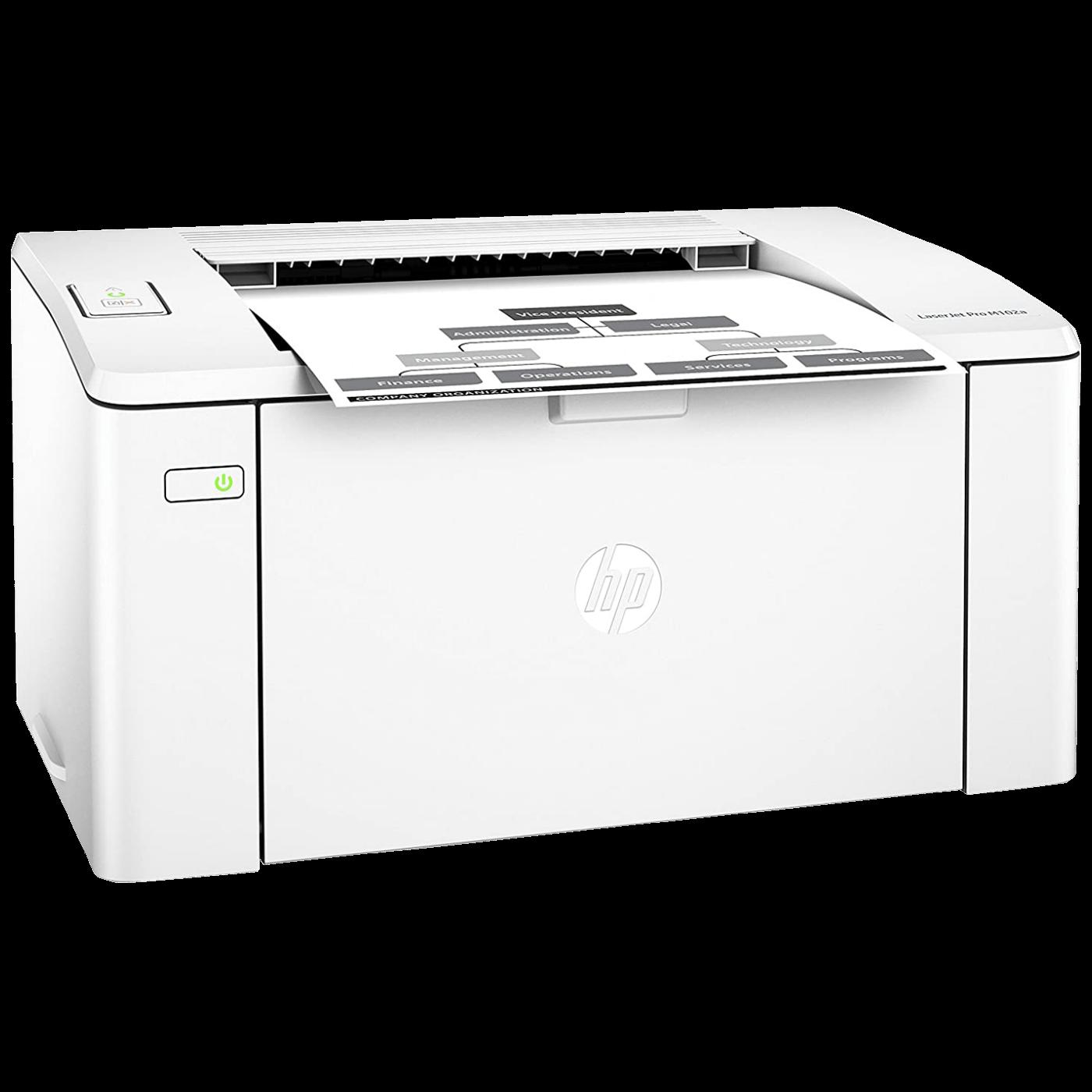 Printer laser, LaserJet M102a (G3Q34A)