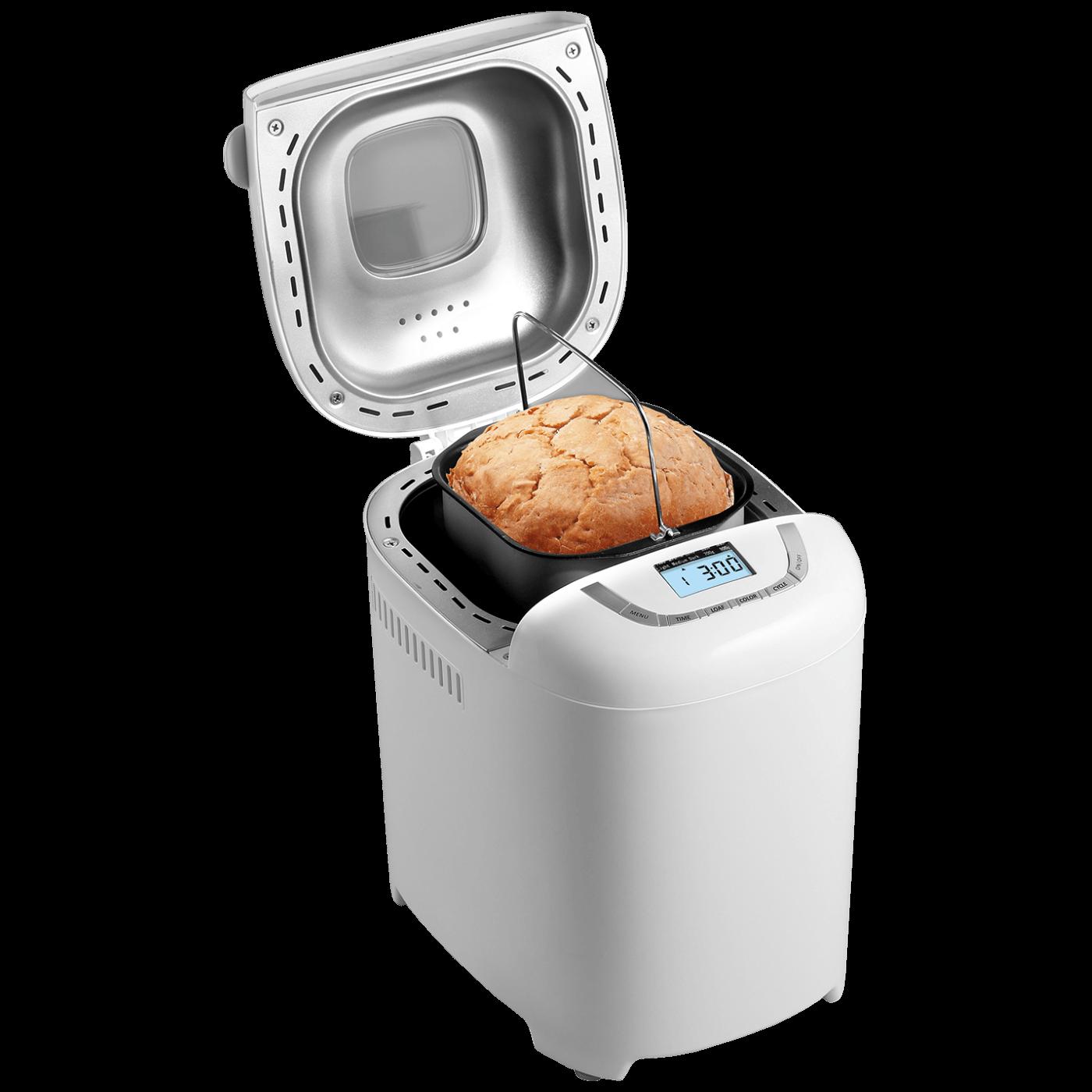 Pekač kruha, 550W, 15 programa, LCD display