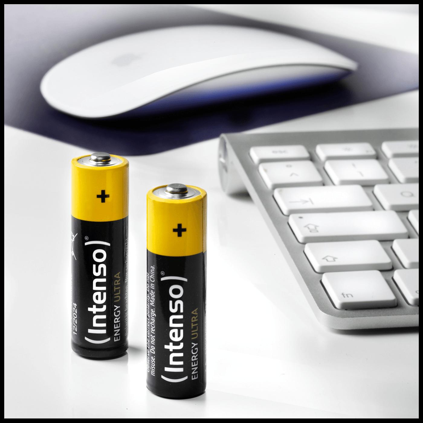 Baterija alkalna, AA LR6/24, 1,5 V, blister 24 kom