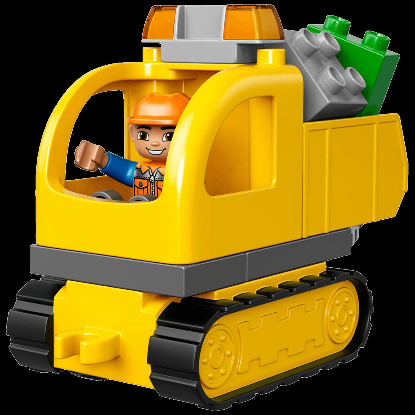 Kamion i Bager gusjeničar, LEGO Duplo