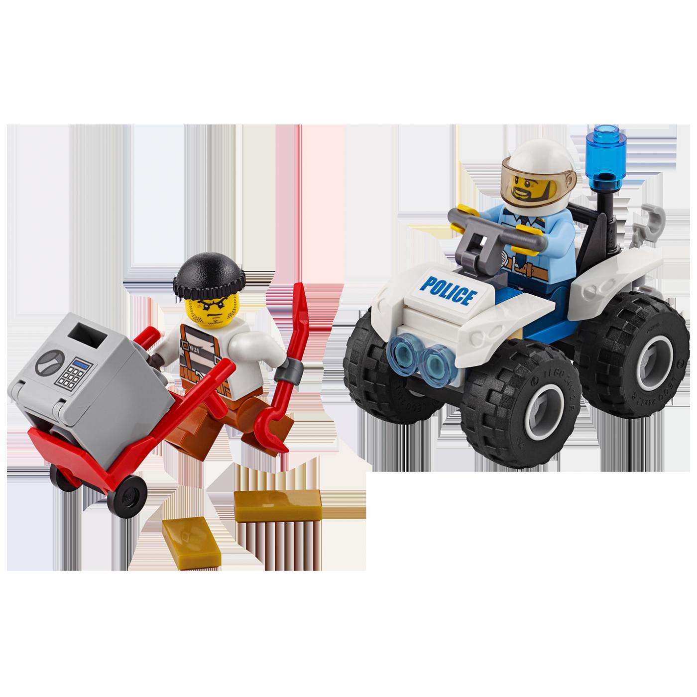 Hapšenje ATV-om, LEGO City