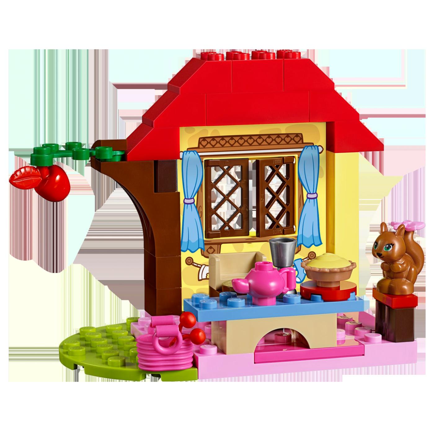 Snjeguljicina šumska koliba, LEGO Juniors