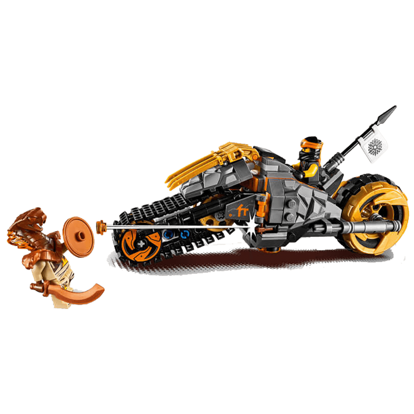 Coleov brdski motocikl, LEGO Ninjago