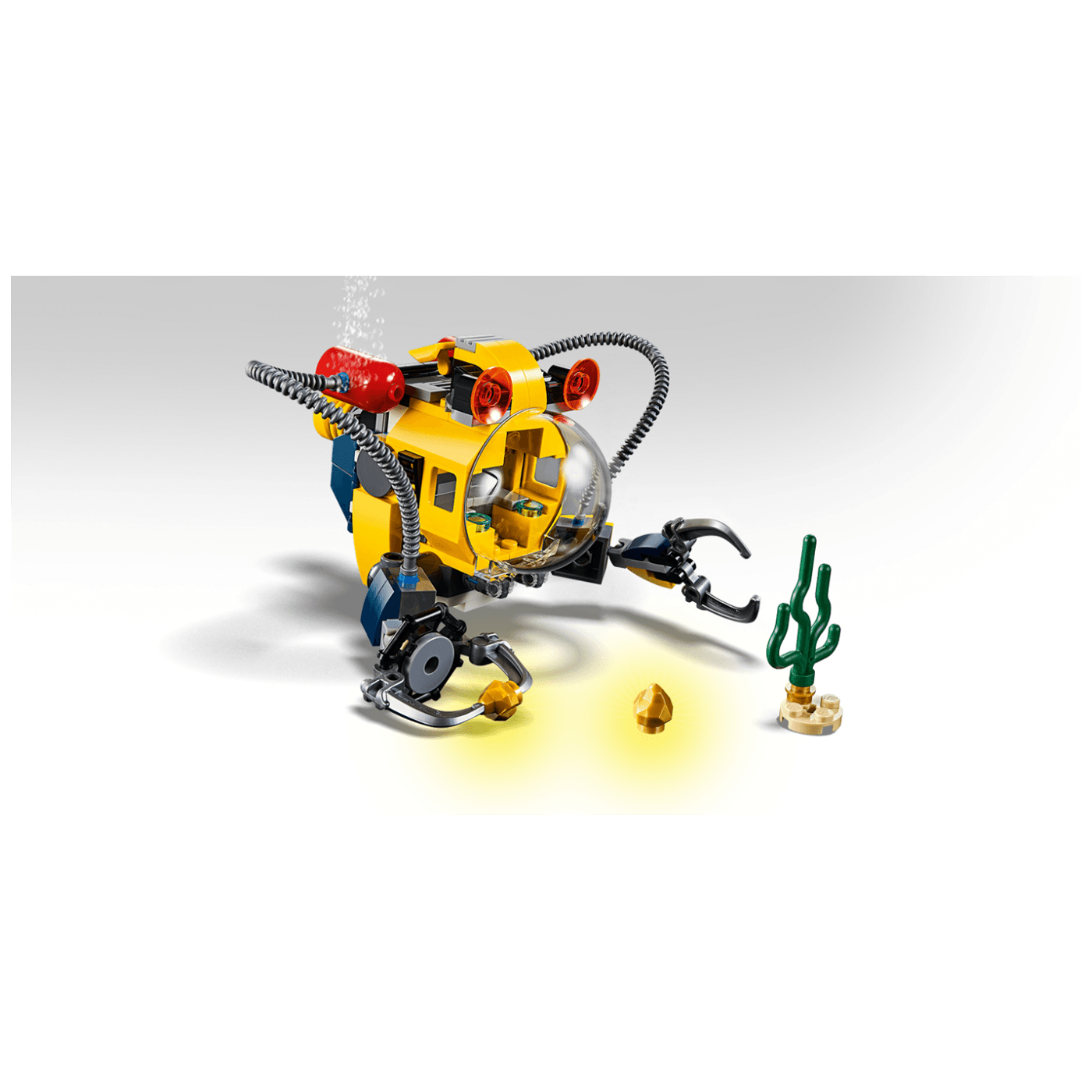 Podvodni robot, LEGO Creator