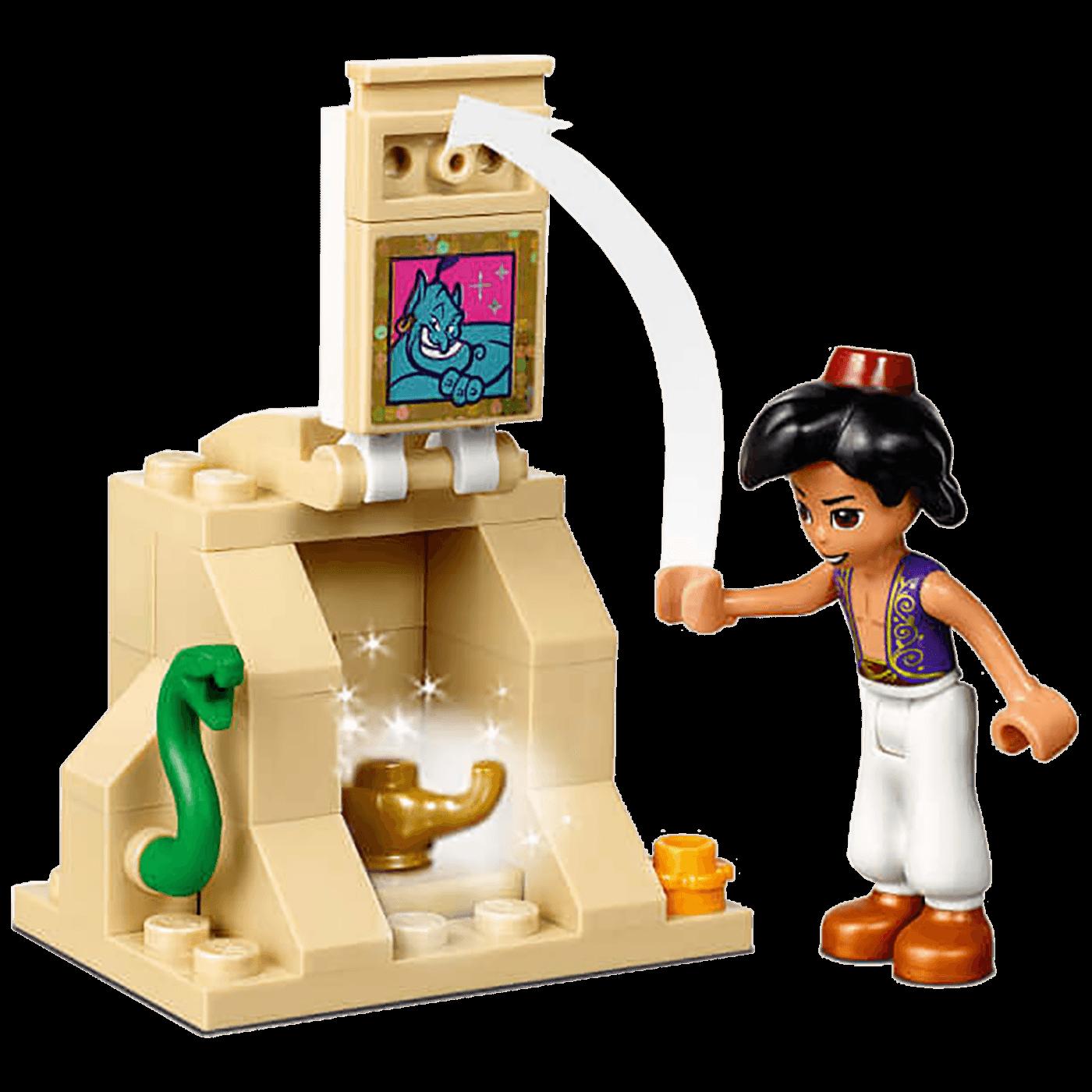 Pustolovine Aladina i Jasmine u palači, LEGO Disney Princess