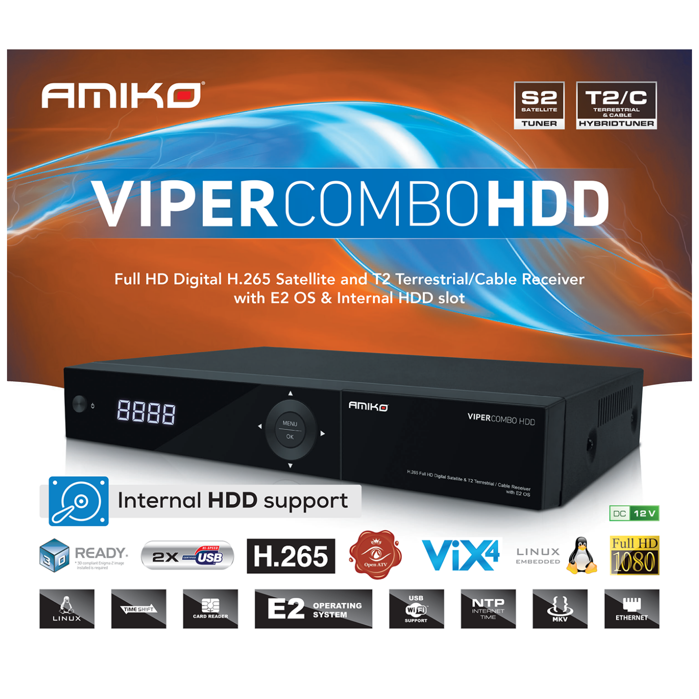 VIPER Combo HDD