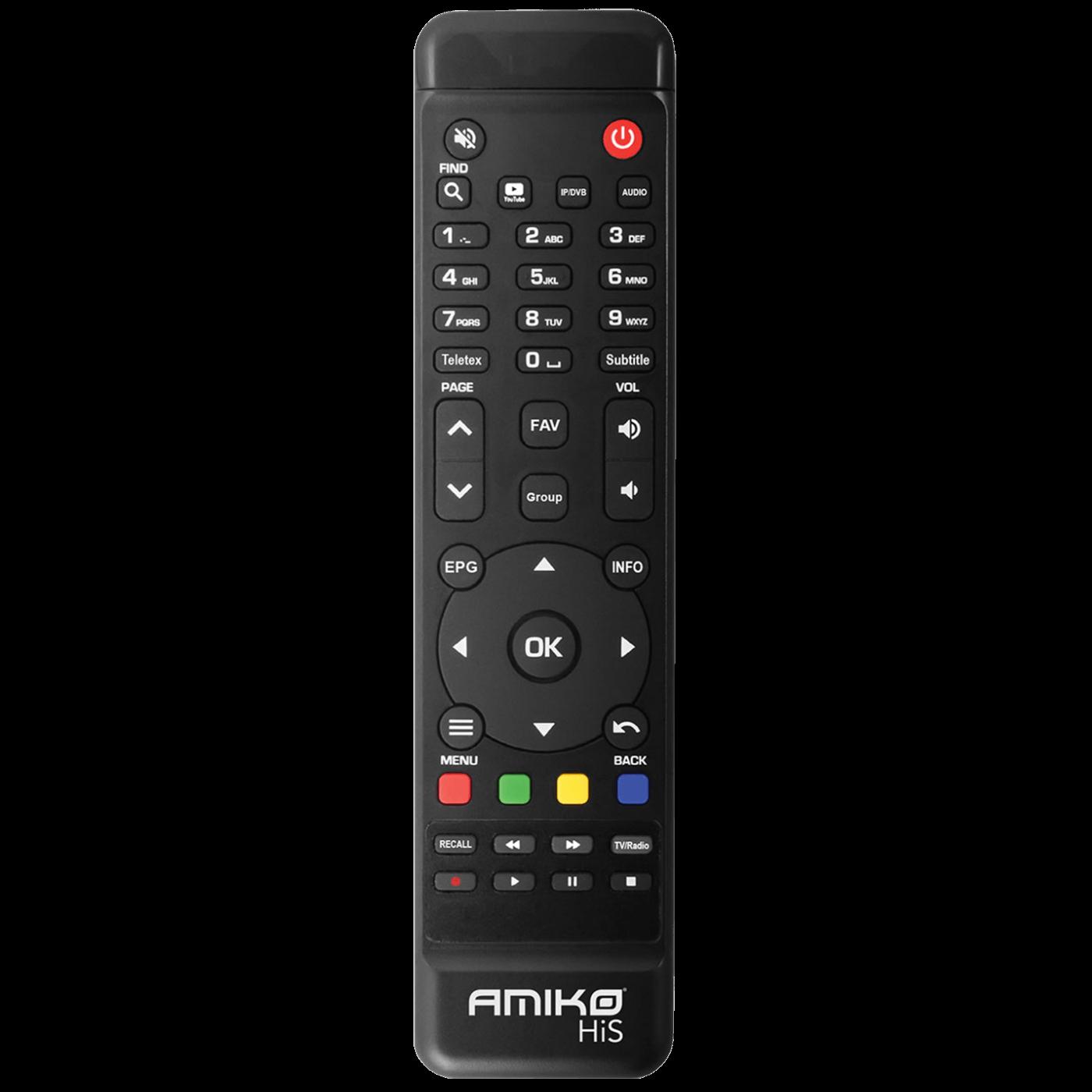Prijemnik combo@Linux, FullHD, DVB-S2x2/T2/C, H.265