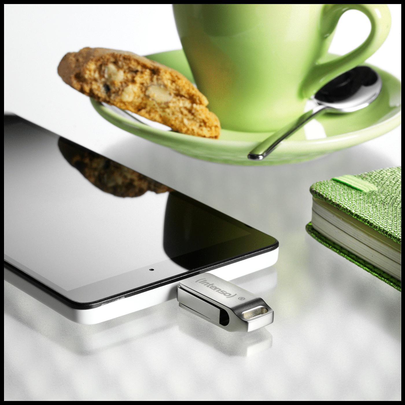 USB Flash drive 64GB Hi-Speed USB 3.0, Micro USB C port