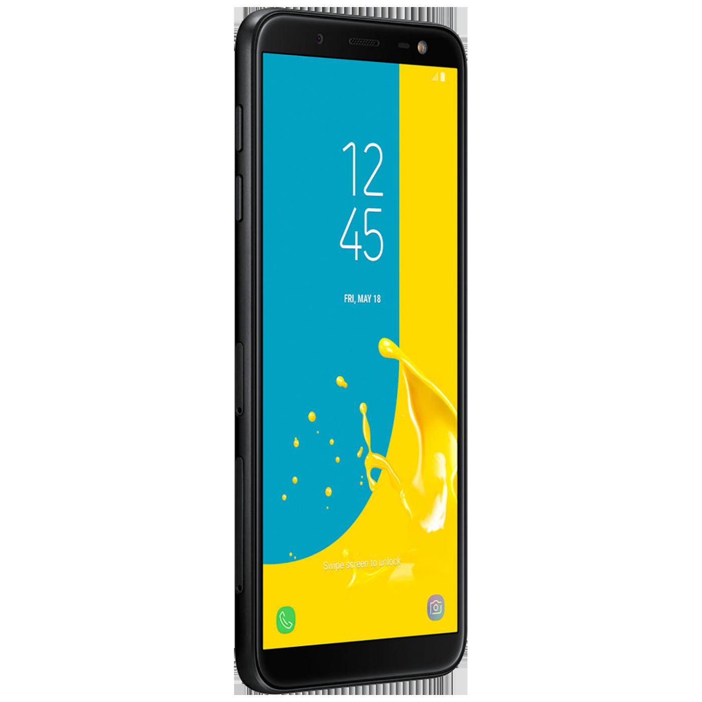Galaxy J6 Black