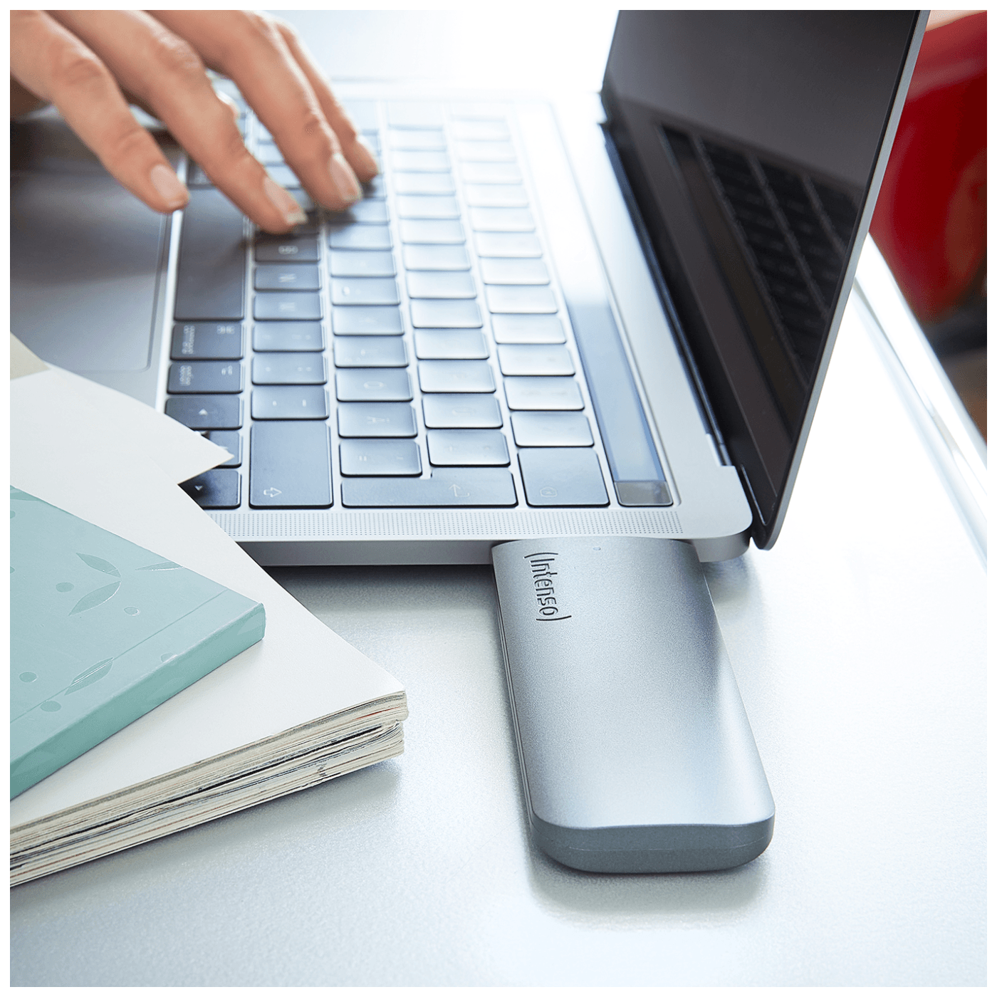 Eksterni SSD, kapacitet 1TB, USB 3.1