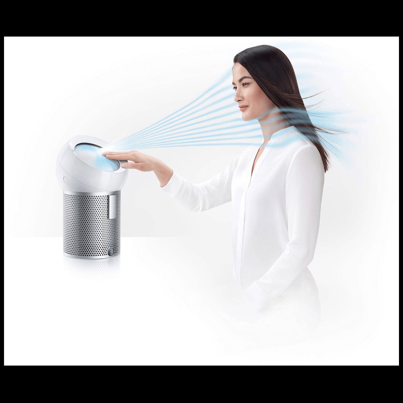 Pročišćivač zraka, hlađenje prostora
