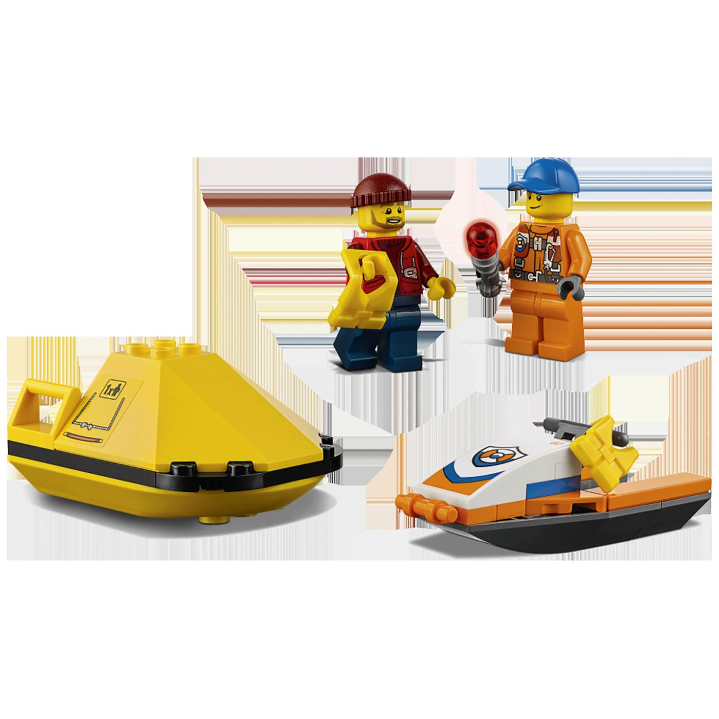 Avion za spašavanje na moru, LEGO City