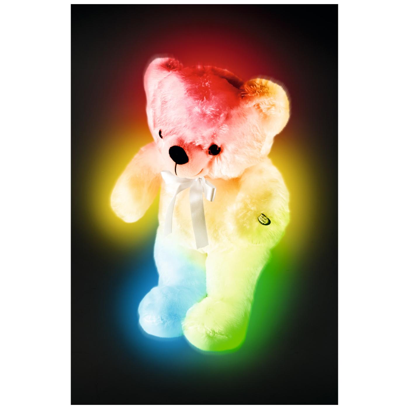 Noćno svjetlo, plišani medvjedić