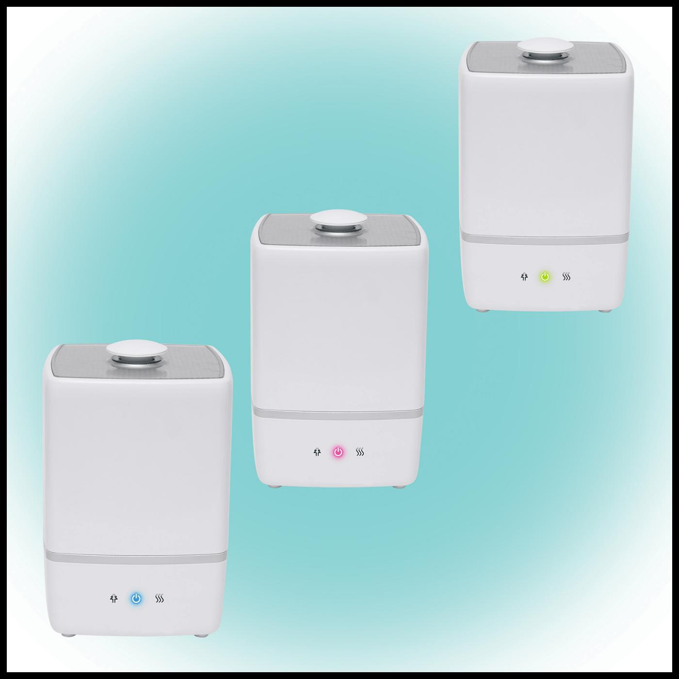 Ultrazvučni toplo/hladni ovlaživač zraka, 30/110 W, 5 lit.