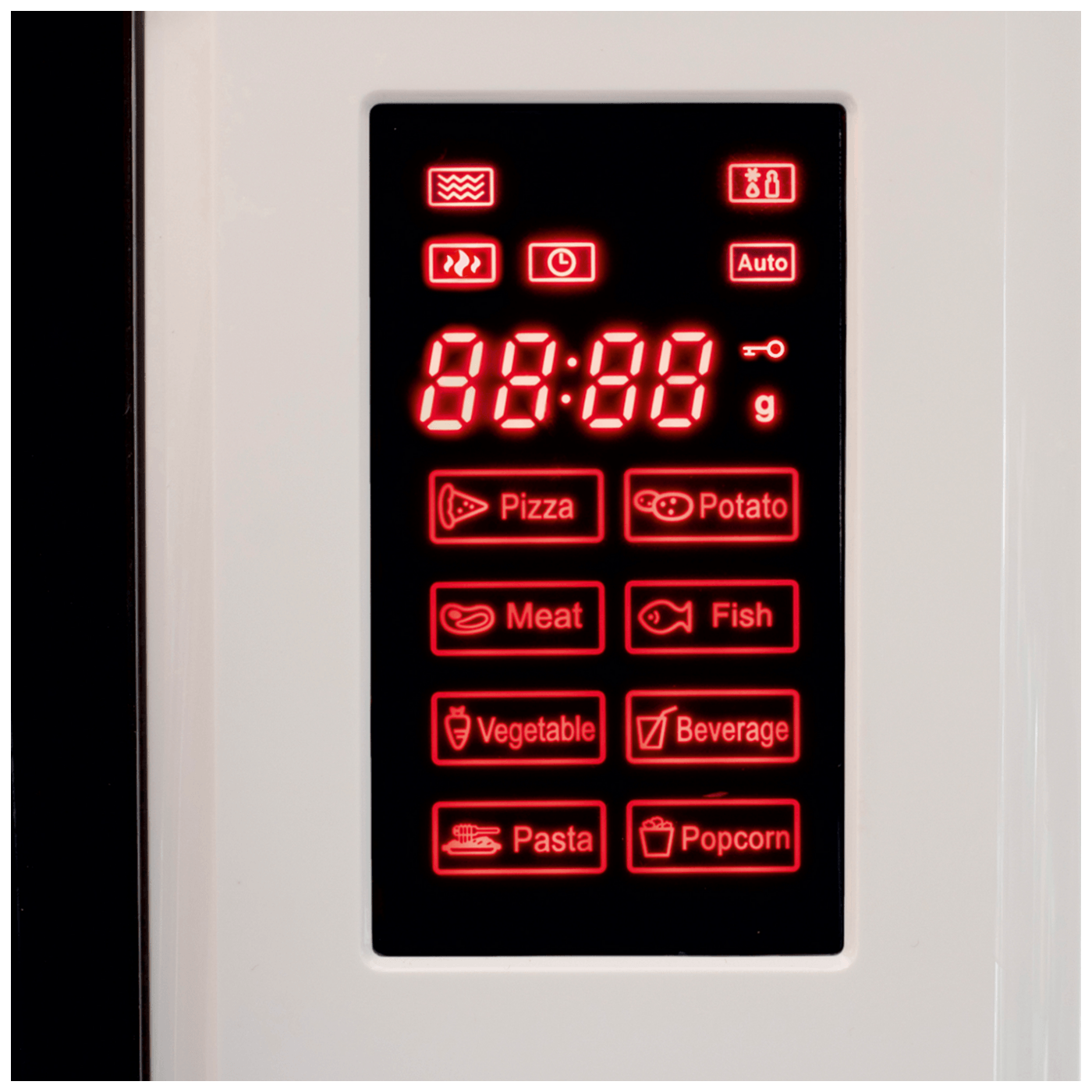 Mikrovalna pećnica, 800 W, zapremina 23 l, bijela