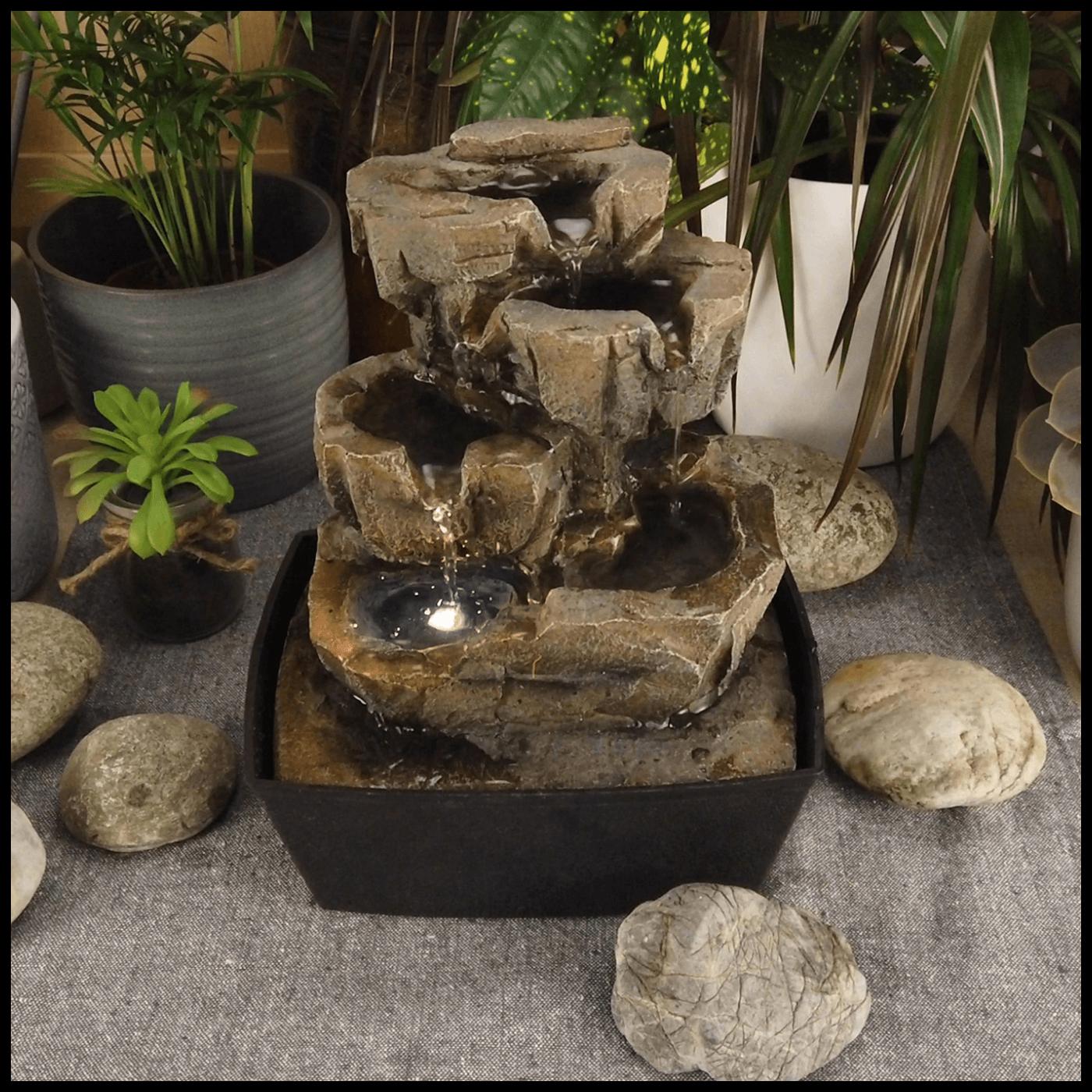 Mini fontana