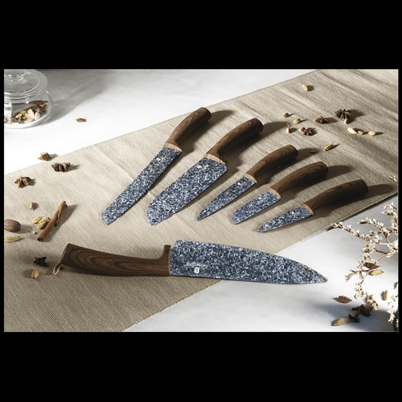 Noževi, set, Forrest Line