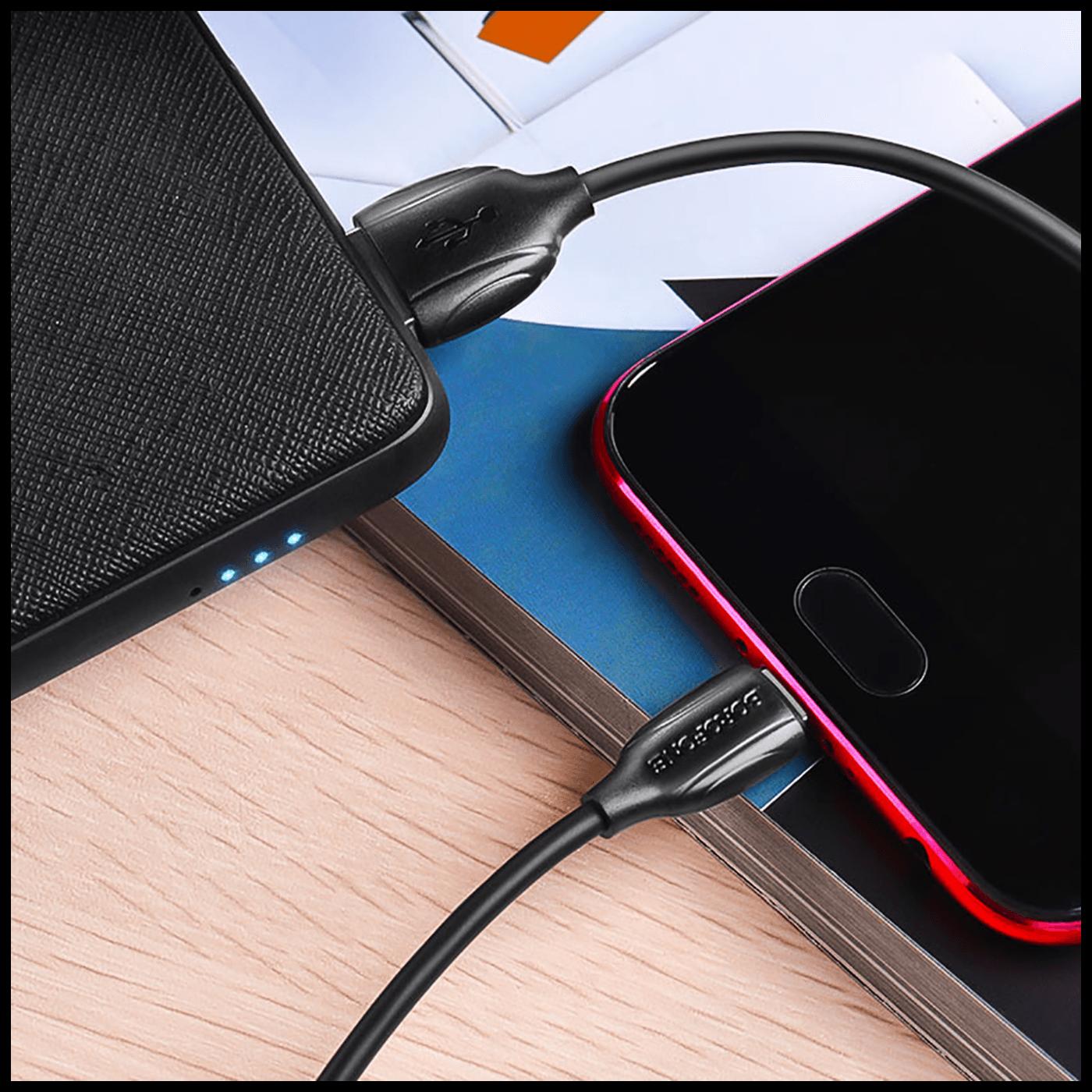 USB kabl za smartphone, micro USB, dužina 1 met.
