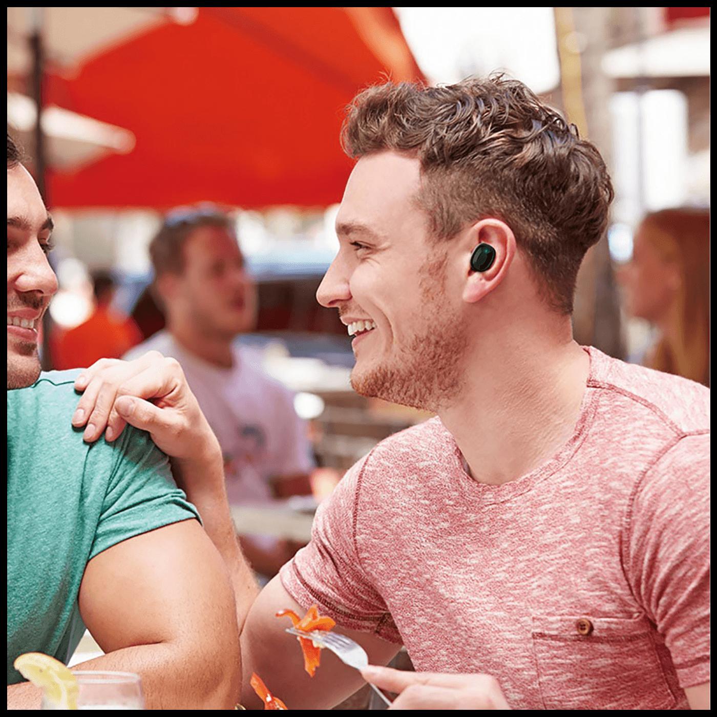 Slušalica bežična sa mikrofonom, Bluetooth, 40 mA, 4 h