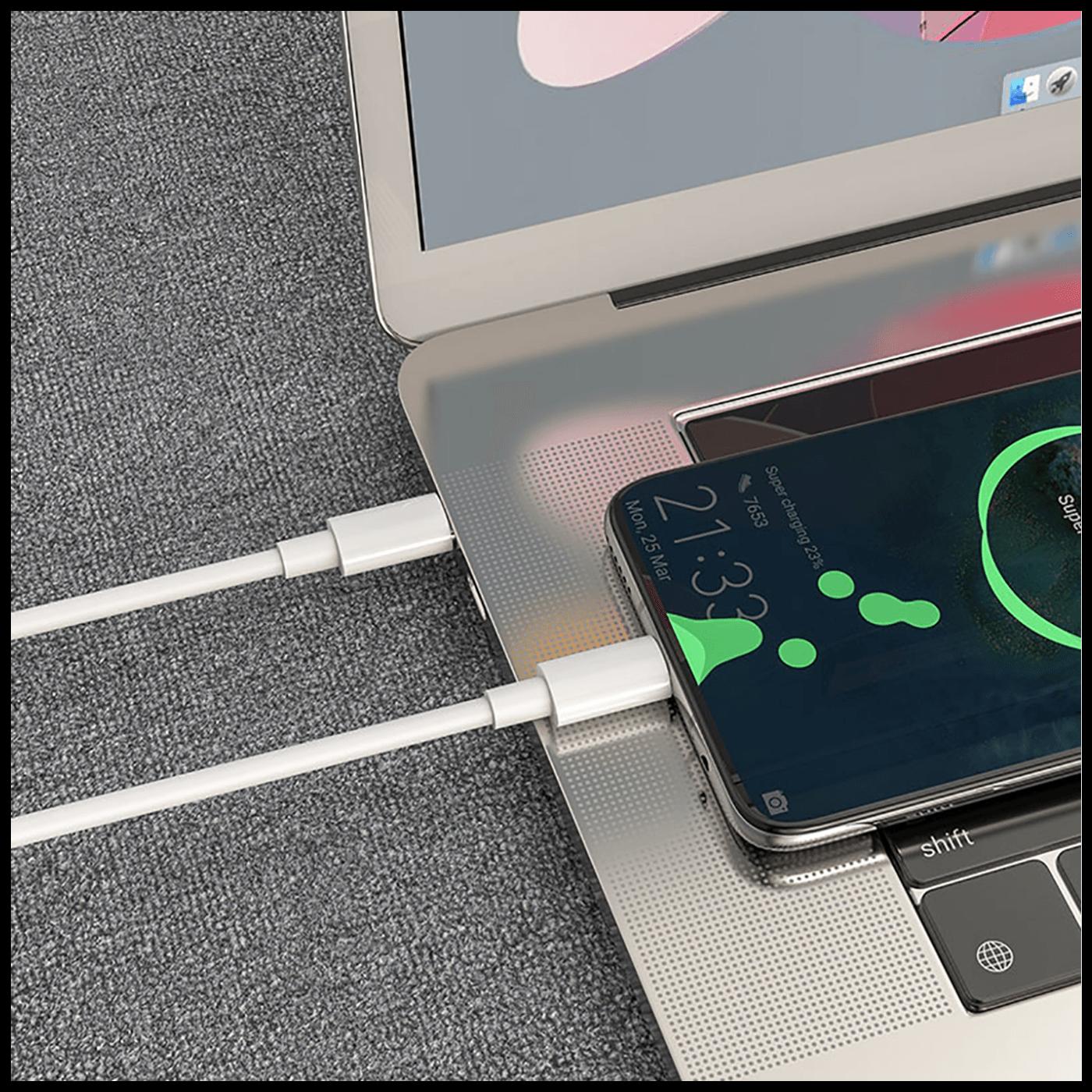 USB kabl type C, PD brzo punjenje, 5 A max.,  2.0 met.