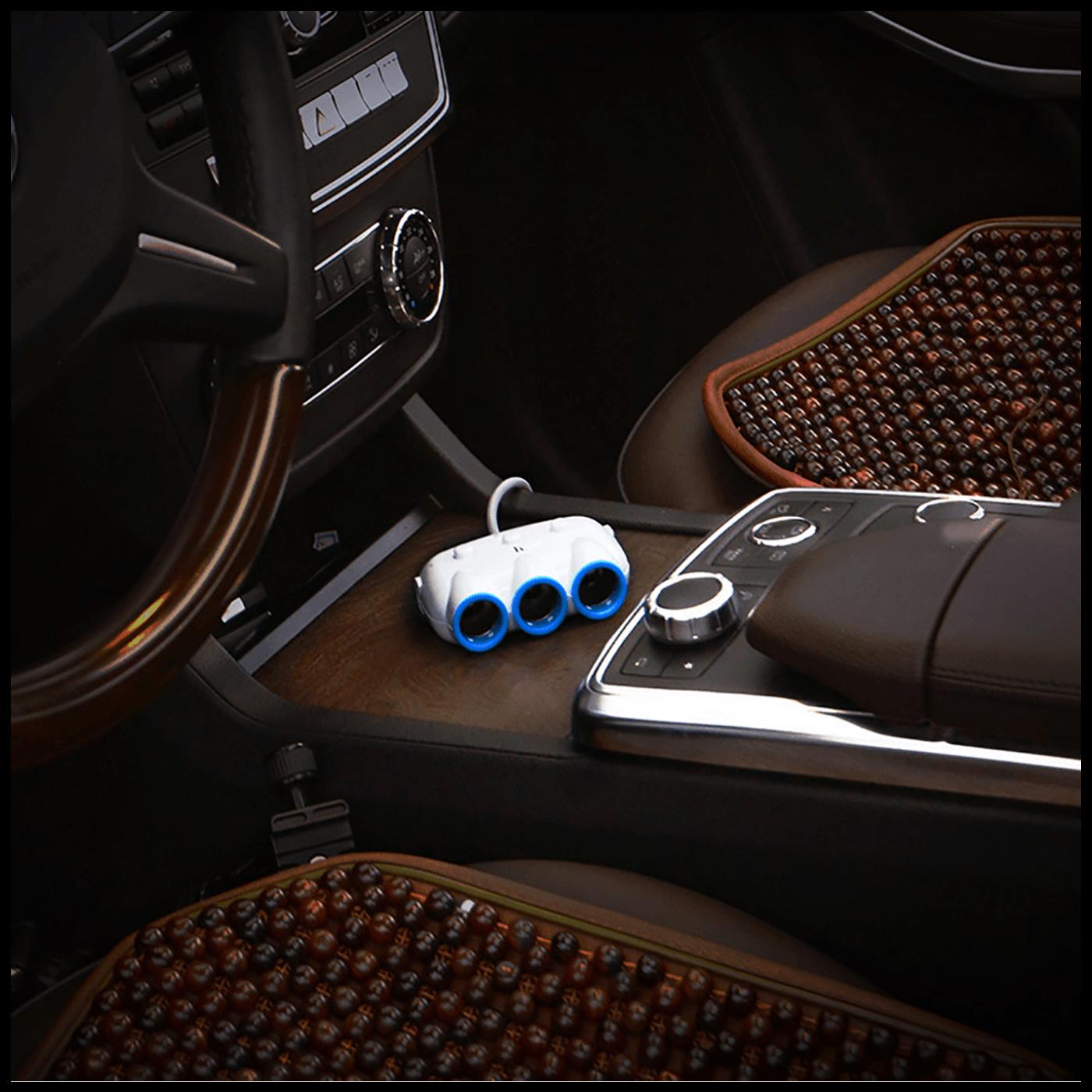 Auto punjač / razdjeljnik za smartphone, 2 x USB, 5V / 3.1 A