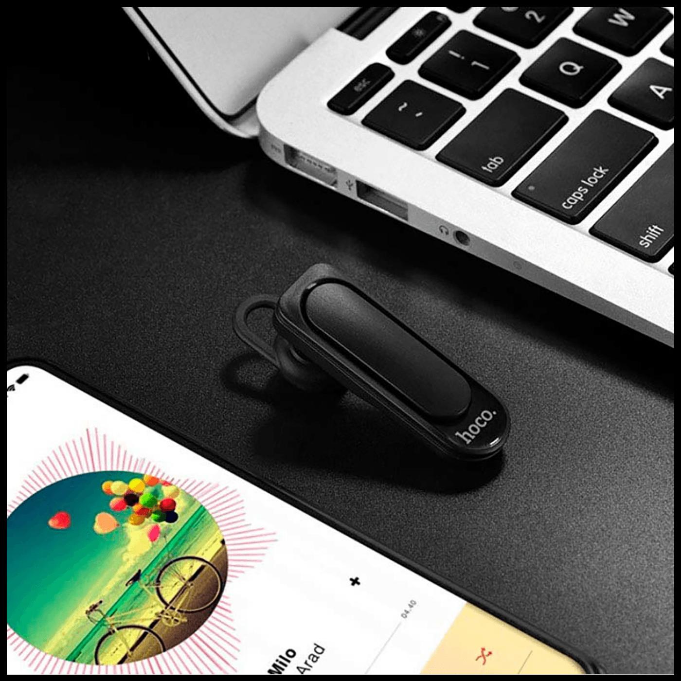 Slušalica bežična sa mikrofonom, Bluetooth, 85 mAh, 4.5 h