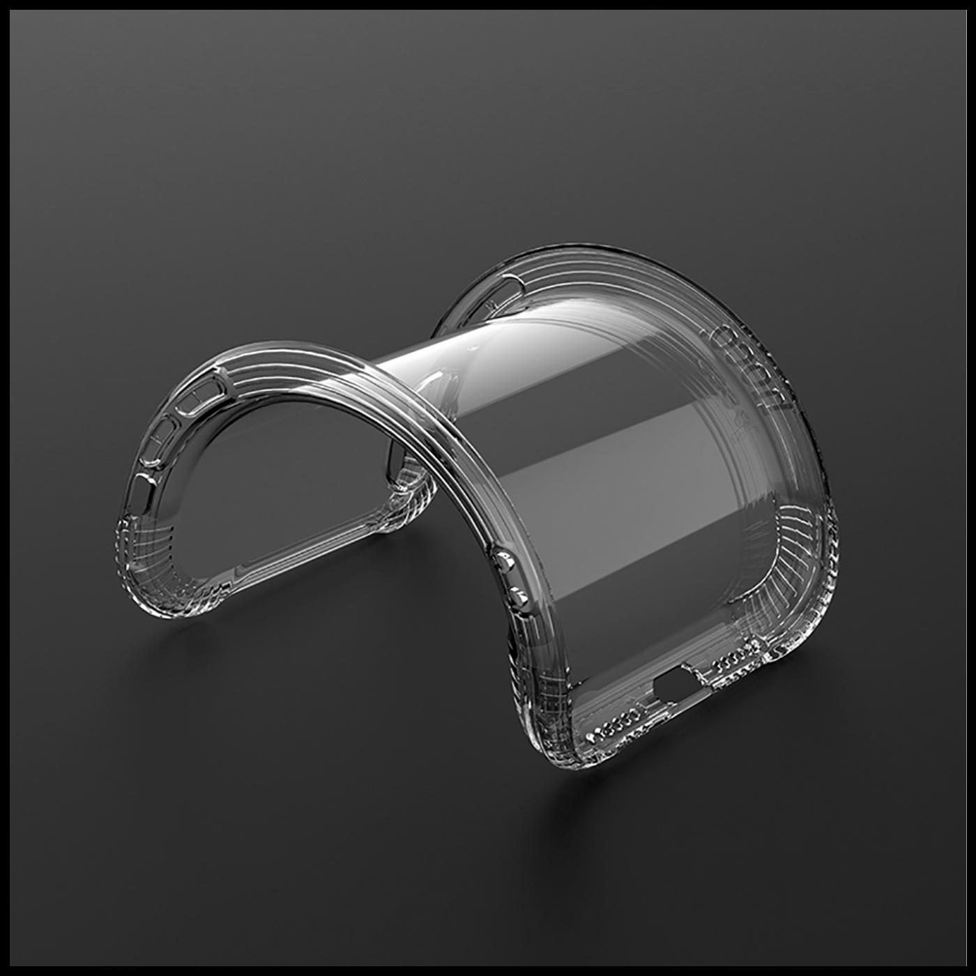 Navlaka za iPhone XR, crna