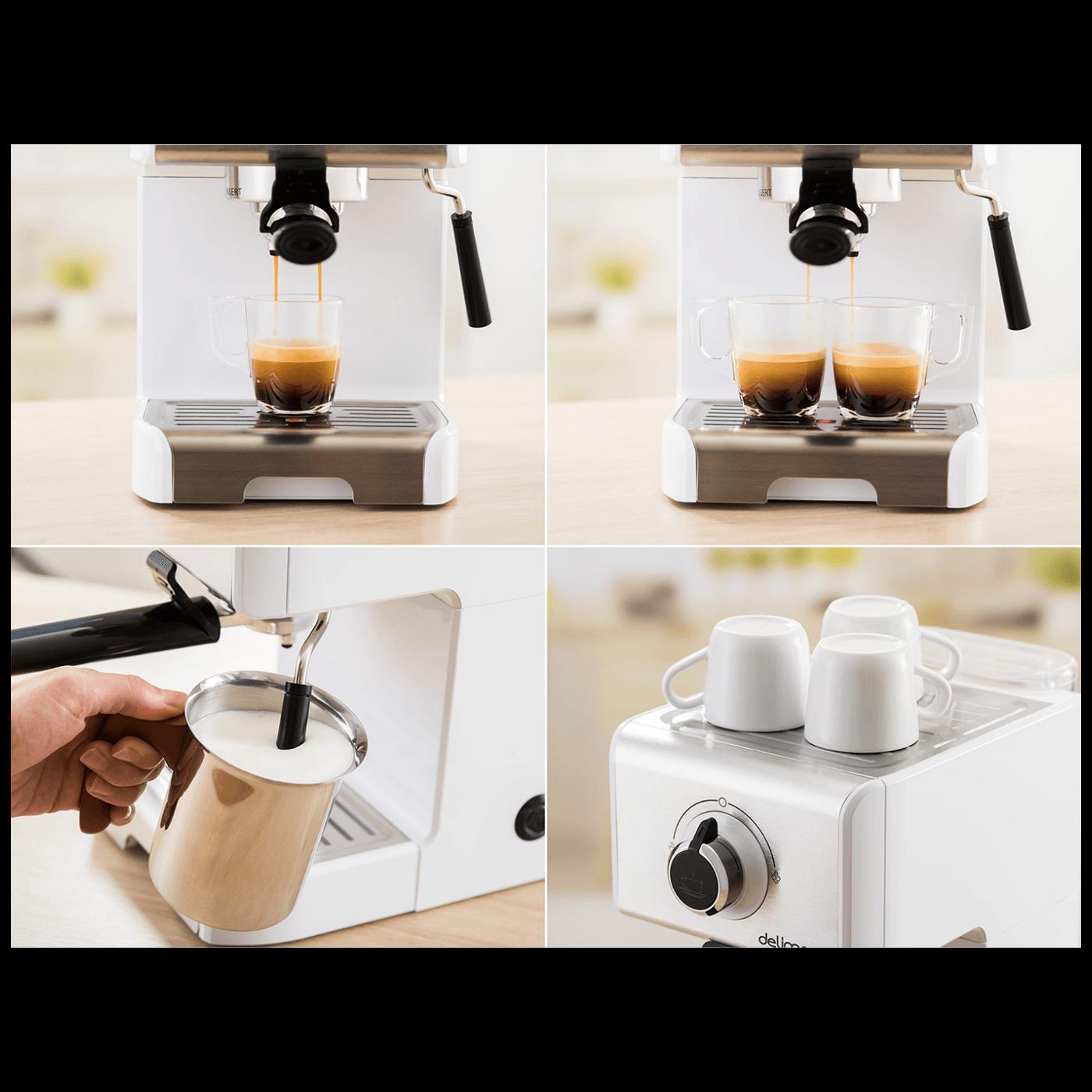 Espresso Coffee Machine Deluxe