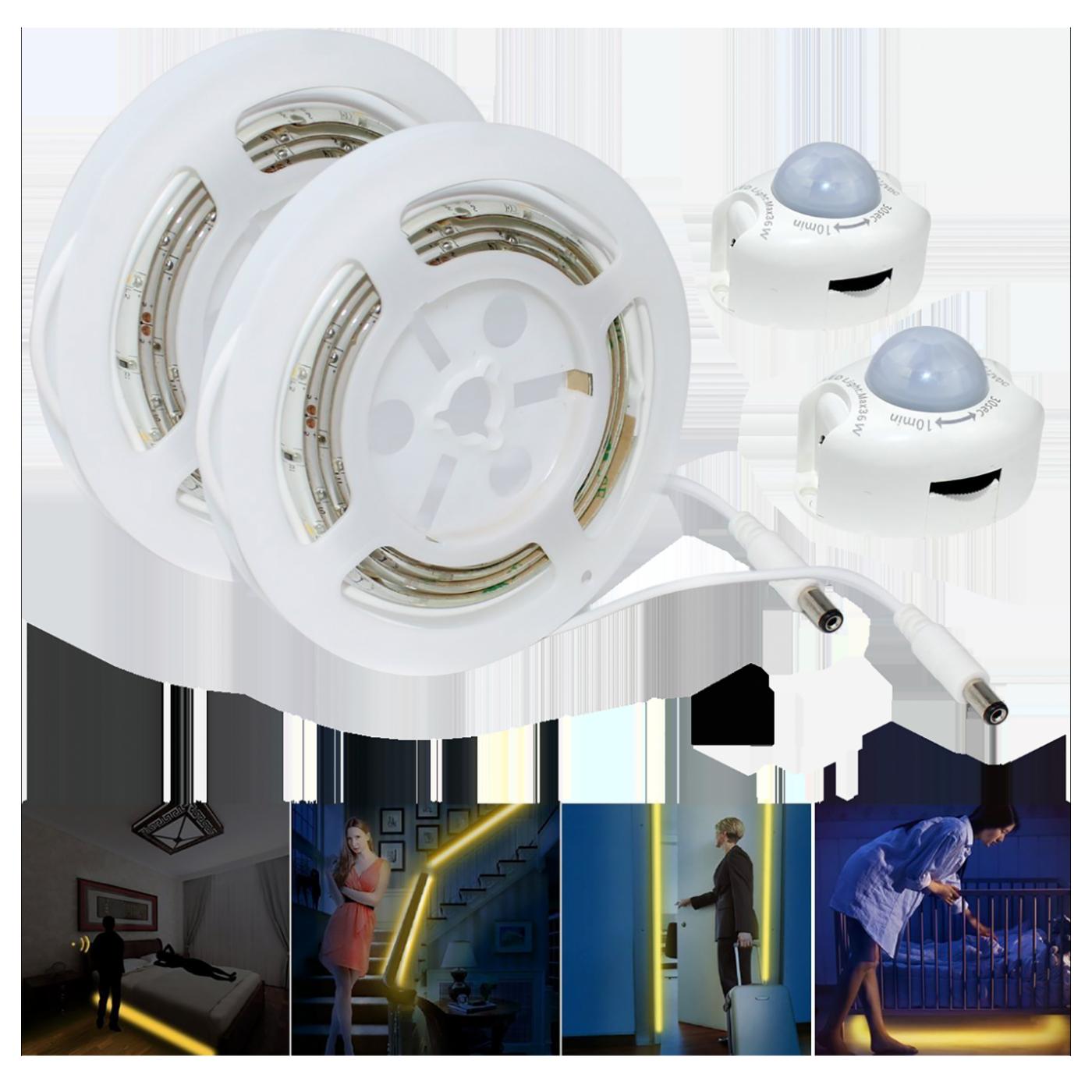 LED traka sa senzorom pokreta, 3met