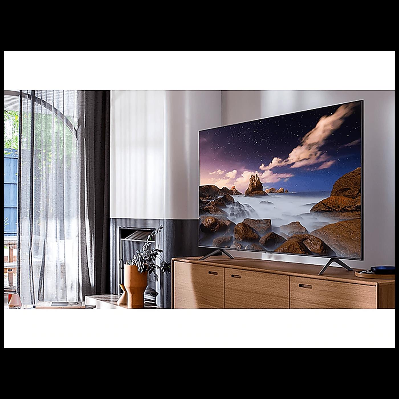 Smart 4K QLED TV 50