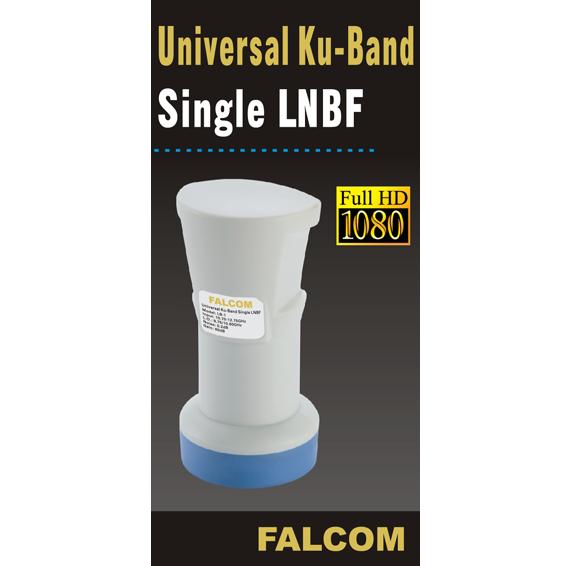 LNB Single, sum: 0.2dB, vodonepropusan